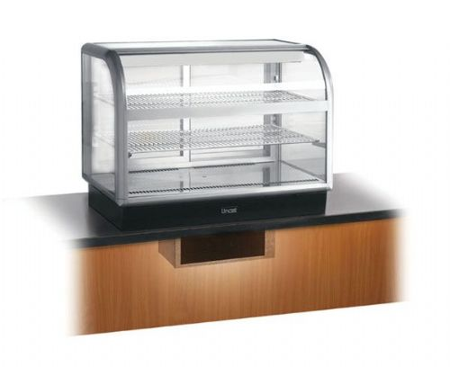 Curved Front Refrigerated Merchandiser - Self Service